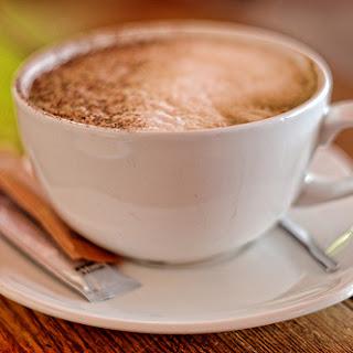 Low Calorie Cappuccino recipe – 60 calories.
