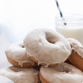 Maple Glazed Buttermilk Donuts