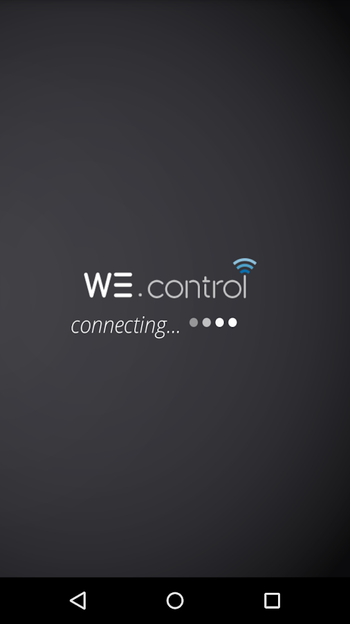 WeControl- screenshot
