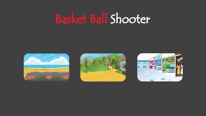 Basketball Shooter 2D - screenshot