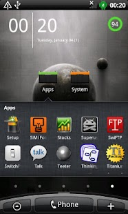 SiMi Folder Widget Screenshot 6