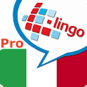 L-Lingo Learn Italian Pro icon