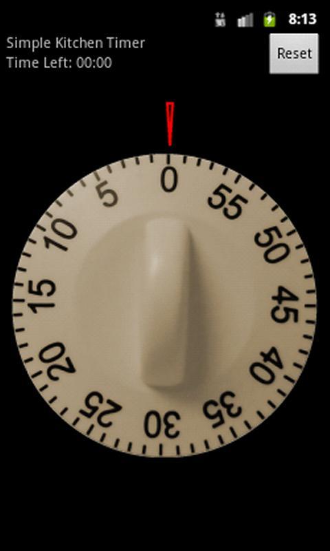 Kitchen Timer - screenshot