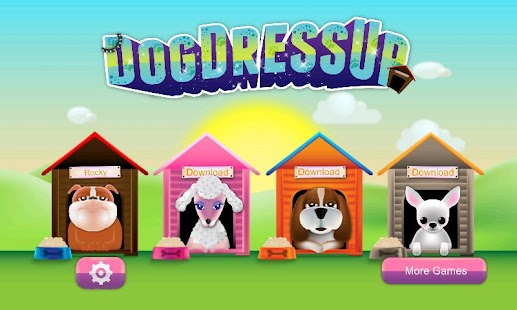 Dog Dress up - screenshot thumbnail