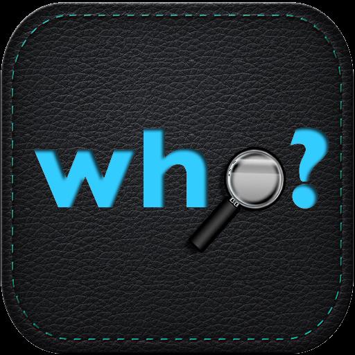 Who is it? identifies callers LOGO-APP點子