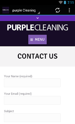 玩商業App|purple Cleaning免費|APP試玩