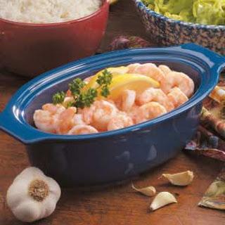 Garlic Butter Shrimp.