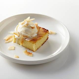 Burmese Semolina Cake.