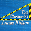 The Illusionist: Lucas Wilson logo