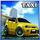 Taxi divertido icon
