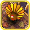 Cookie Dozer Thanksgiving logo