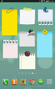 玩免費工具APP|下載Sticky Notes Widget Full app不用錢|硬是要APP