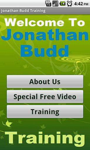 in Jonathan Budd Biz