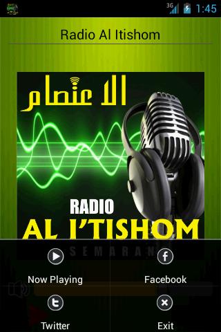 【免費音樂App】Radio Al I'tishom-APP點子
