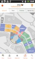 Screenshot of the intu Trafford Centre
