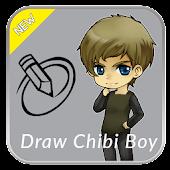How to Draw Chibi Boy