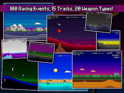 Pixel Boat Rush v1.1.11