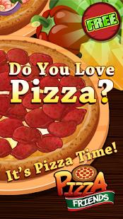 披薩好友——趣味烹飪遊戲
