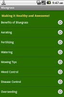 Screenshot of GrassMaster