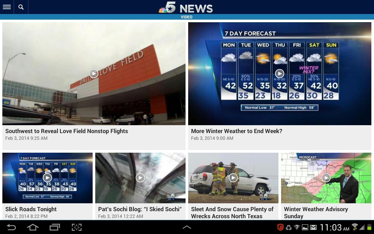 NBC DFW - screenshot