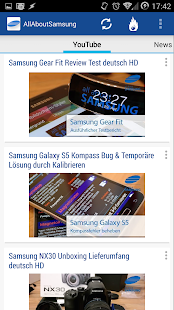 All About Samsung - screenshot thumbnail