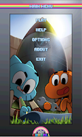 Screenshot of Gumball - Journey to the Moon!