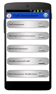Caller Name & SMS Talker- screenshot thumbnail