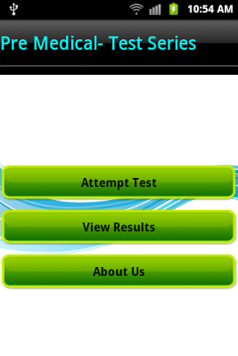 AIPMT - screenshot
