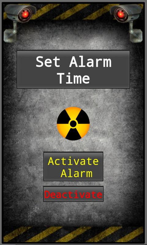 Alarm Vault an alarm game - screenshot