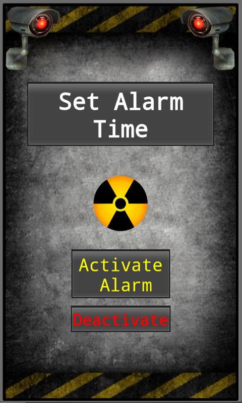 Alarm Vault an alarm game - screenshot