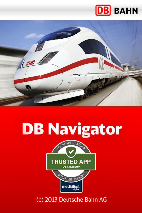 DB Navigator - screenshot