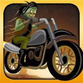 Zombies Ride:Racing Bike