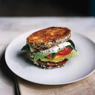 """Matt Romero's Eggplant """"Sandwiches"""""""