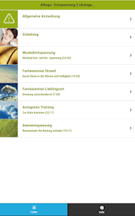 Alltags- Entspannung 2- screenshot thumbnail