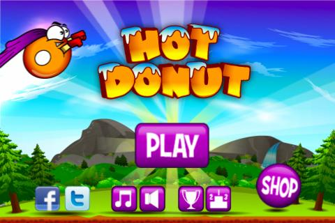 Hot Donut Premium- screenshot