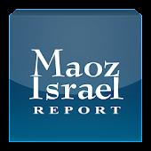 Maoz Israel Report Magazine