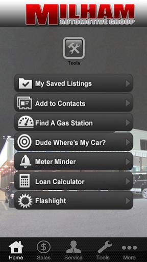 【免費商業App】Milham Ford Toyota Scion-APP點子