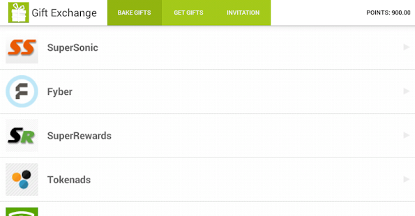 gift exchange android apps on google play