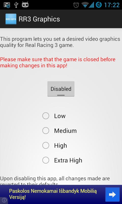 Real Racing 3 Graphics - screenshot