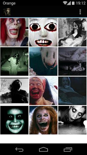 Imagenes de miedo