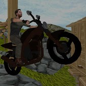 Hyper bike extreme trial game