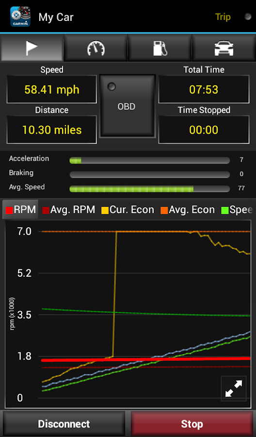 Garmin Mechanic™ - screenshot