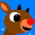 Rudolph & Santa (FREE) logo
