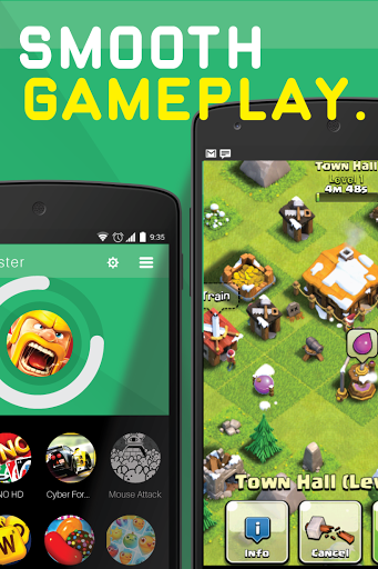 boost gameplay android