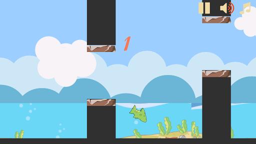 【免費冒險App】Happy Alien Fish-APP點子