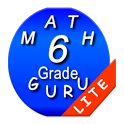 Sixth Grade Mathematics Guru icon