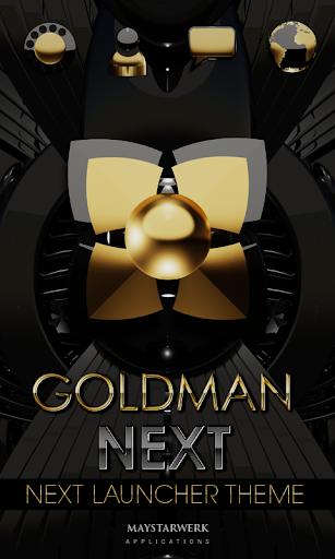 次の金男 HD のテーマ NEXT