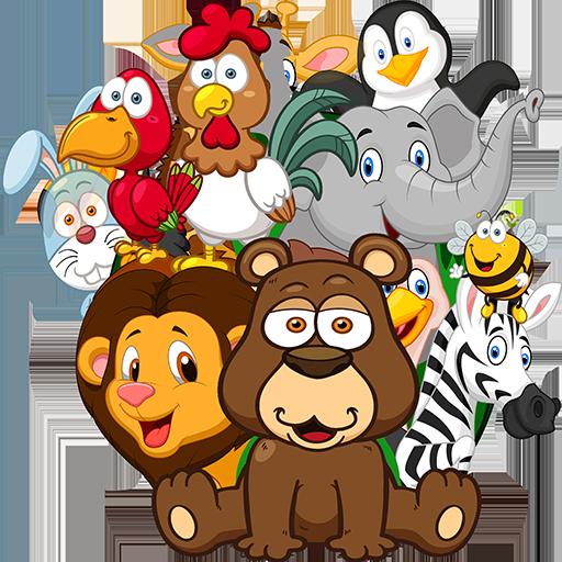 教育App|动物的声音测试 LOGO-3C達人阿輝的APP
