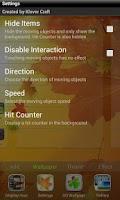 Screenshot of Fun Fall Live Wallpaper (2012)