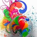 Cool Art Backgrounds logo